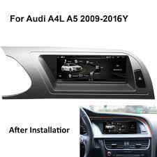 "COIKA <b>8.8"" Android</b> 8.1 System Car <b>Auto Radio</b> For Audi Q5 2009 ..."