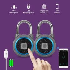 <b>Golden Security</b> Portable Smart Waterproof <b>Keyless</b> Lock APP ...