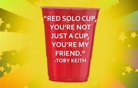 Image result for red solo cup