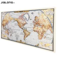 90X40CM <b>Anti Slip</b> Large Size <b>World Map</b> Game Mouse Pad Mat ...