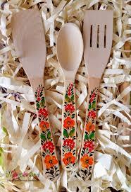 Набор для кухни - <b>лопатка</b>, ложка и шумовка Петриковская ...