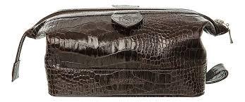 Купить <b>косметичка на молнии</b> gentleman's wash bag brown ...