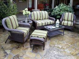 patio couch set  elegant of outdoor wicker patio furniture