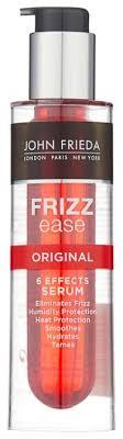 John Frieda Frizz-Ease Оригинальная <b>сыворотка</b> «<b>6 в 1</b>» для ...