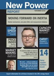 <b>New Power</b> | Expert information for all those invested in the UK's ...