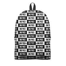 <b>Рюкзак 3D One</b> Piece #2735760 – <b>рюкзаки</b> с принтами в Москве ...