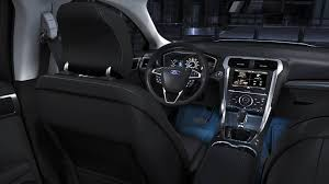 2015 fusion with standard ambient lighting ambient interior lighting
