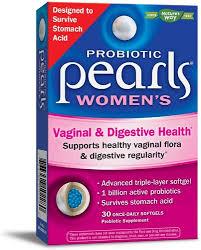 Nature's Way <b>Probiotic Pearls</b>® <b>Women's Vaginal</b> & Digestive Health