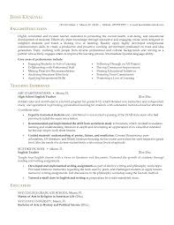 sample for teacher resume  seangarrette co   more resumes found online   sample for teacher resume