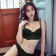 Online Shop <b>Sexy Mousse</b> Women <b>Bra</b> Set Push Up <b>Underwear</b> ...