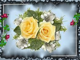 """Résultat de recherche d'images pour """"gifs roses jaunes"""""""