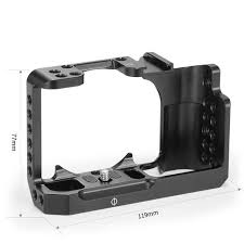SmallRig <b>Camera Cage for SONY</b> A5000 / A5100 with Shoe Mount ...