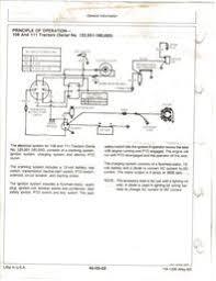 john deere wiring com john deere 111 wiring