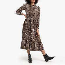 Финальная цена <b>LA REDOUTE</b> COLLECTIONS <b>Платье длинное</b> с ...