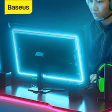 <b>Светодиодная лента Baseus</b> Game RGB, гибкая светодиодная ...