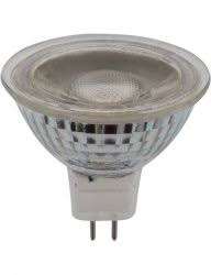 <b>LED</b> GU5.3 <b>MR16 Glass</b> 50x47.5 12V 350Lm <b>5W</b> 827 38° AC/DC ...