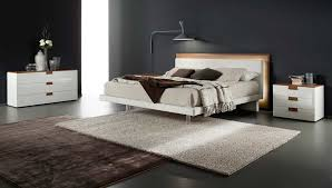 Libriamo Modern Italian Platform Bed By Rossetto  A