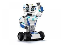Радиоуправляемый <b>конструктор CaDA Technic Робот</b> DADA (606 ...