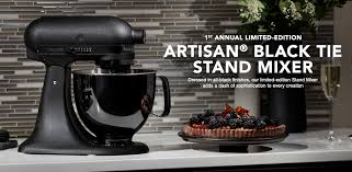 kitchen appliances top chef size x black tie mixer blacktiefeb black tie mixer