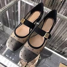 <b>Women Genuine</b> Leather Flats BrandDesigner Canvas Shoe Nets ...