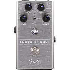 Fender Engager Boost Pedal, купить педаль эффектов Fender ...