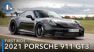2021 <b>Porsche 911</b> GT3 Prototype First Ride Review: Waiting For Our ...