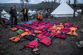 Greece: From refugee life vest to sleeping aid - UNHCR