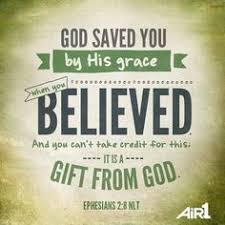 Image result for Ephesians 2:8~9