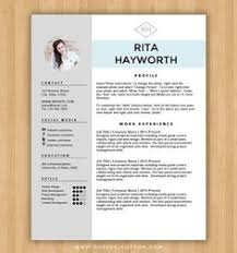 ideas about simple resume template on pinterest   resume    resume template   cv template   free cover letter for ms word   instant digital download