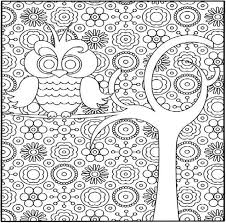 Small Picture Free Coloring Pages Of Difficult Patterns drawpaint images