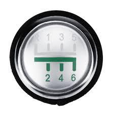 <b>5 6</b> speed chrome aluminum <b>gear</b> stick <b>shift knob shifter</b> for bmw 1 3 ...