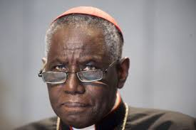 Image result for cardinal sarah