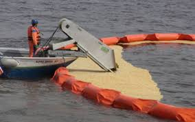 How to Prep for Oil Spills: Dump 210,000 Gallons of <b>Popcorn</b> in the ...