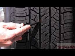 SSGM <b>Michelin Latitude Tour</b> tire - YouTube