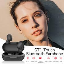 <b>Haylou GT1</b> TWS <b>Bluetooth</b> 5.0 Earphones True <b>Wireless</b> Binaural ...