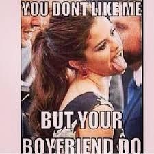 Selena Gomez Your Boyfriend Pictures, Photos, and Images for ... via Relatably.com