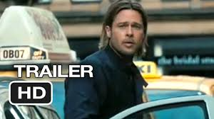<b>World War Z</b> Official Trailer #1 (2013) - Brad Pitt Movie HD - YouTube