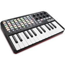 <b>AKAI Professional APC</b> KEY 25, купить <b>MIDI</b>-<b>клавиатуру AKAI</b> ...