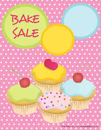 printable bake flyer cute pink cupcakes bake bake flyer cute overload