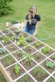 Make Your Own <b>Raised Garden Bed in</b> 4 Easy Steps! - A Beautiful ...