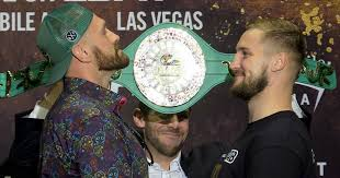 Tyson Fury vs Otto Wallin results LIVE: Undercard bouts underway ...