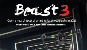 ZLRC <b>SG906</b> PRO <b>3 MAX</b>: <b>Beast</b> with Laser Obstacle Avoidance ...