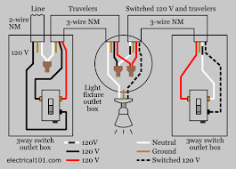 3 way switch wiring electrical 101 3 way light switch wiring diagram 3
