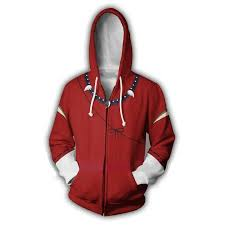 New Anime <b>Inuyasha</b> Zipper Jacket <b>3D Print</b> Hoodie Sweatshirt ...