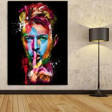 <b>David Bowie</b> Canvas