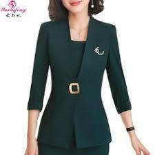Suits 2018 New <b>Women Spring Autumn</b> Fashion Slim Blazer Jackets ...