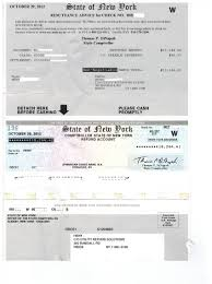 new york ny unclaimed asset refund check edit1