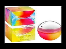 <b>Ultraviolet color</b>, Summer perfume, Sandalwood vanilla
