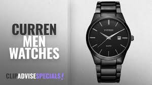 10 Best Selling <b>CURREN</b> Men Watches [2018 ]: <b>CURREN</b> Men's ...