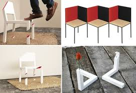 amazing product and furniture designs inspired by optical illusions designrulz amazing furniture designs